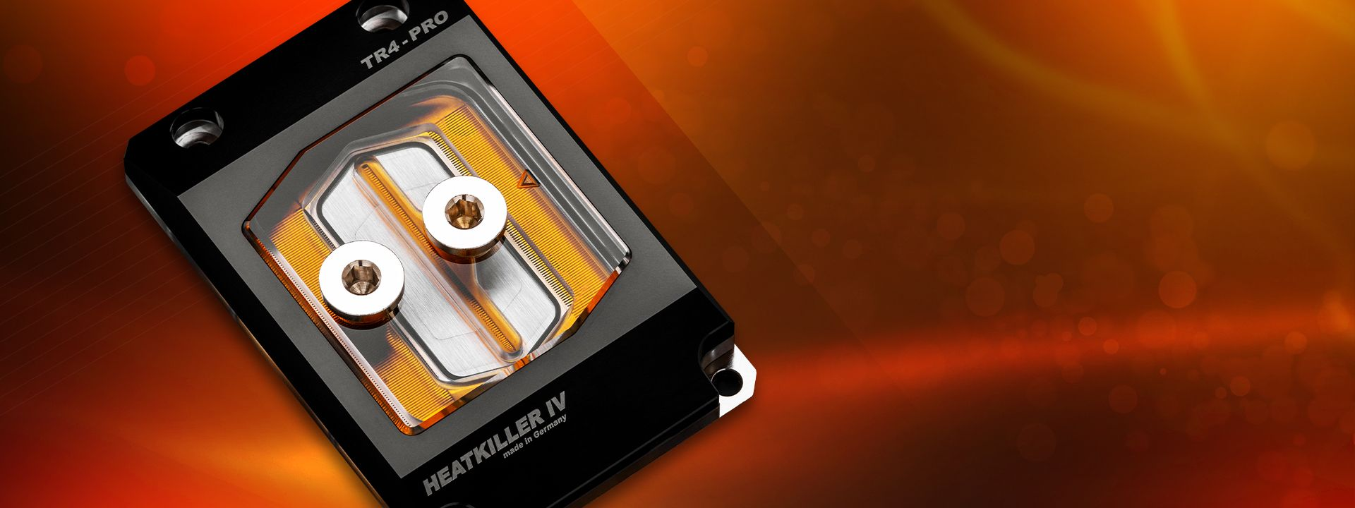 Heatkiller IV für Threadripper