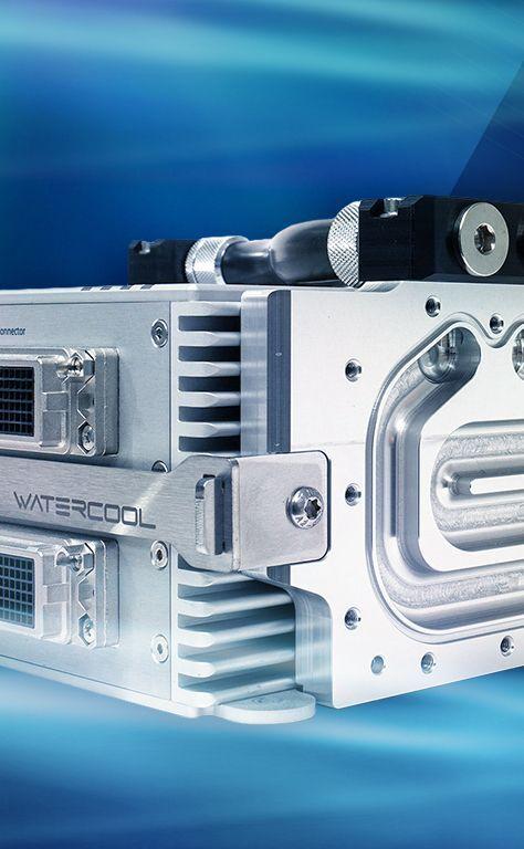 Watercool Industria Automotive